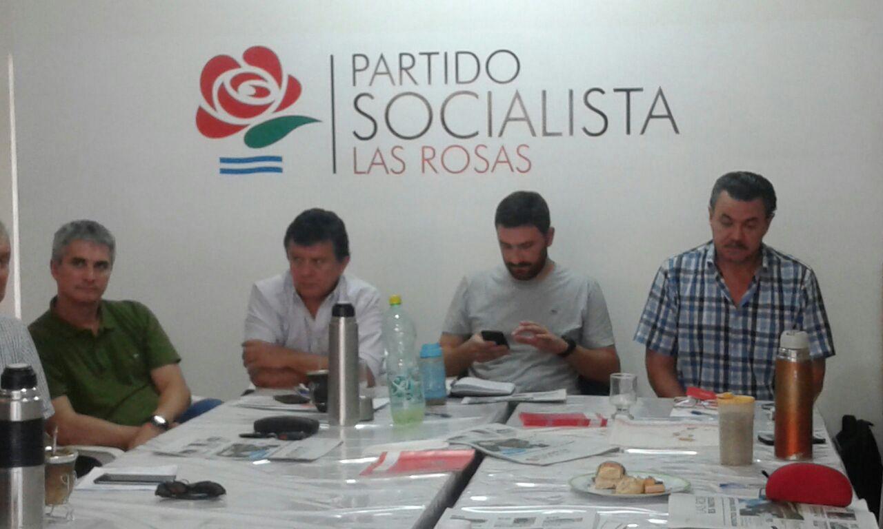 las rosas socialistas 180217