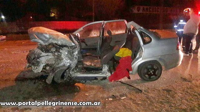 chimi accidente
