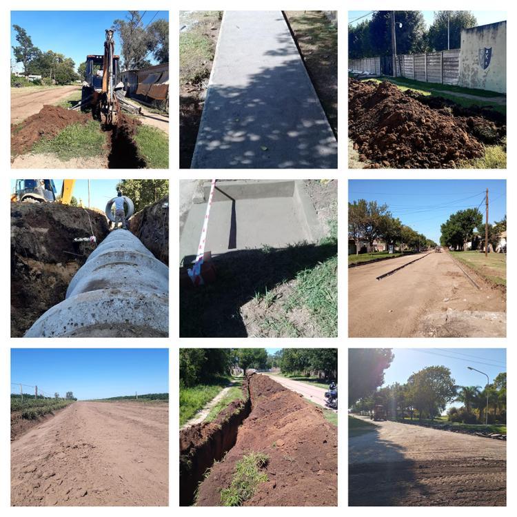 municipalidad obras varias