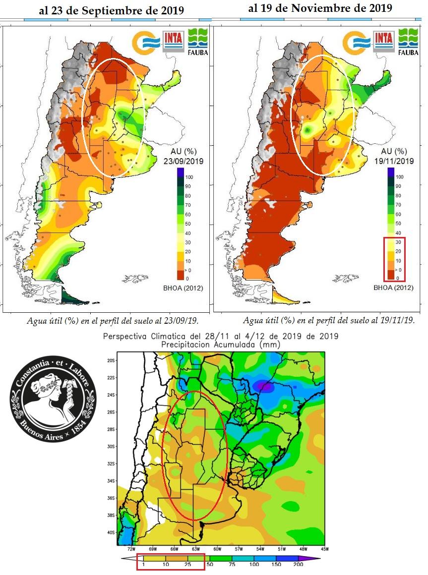 Mapa y clima