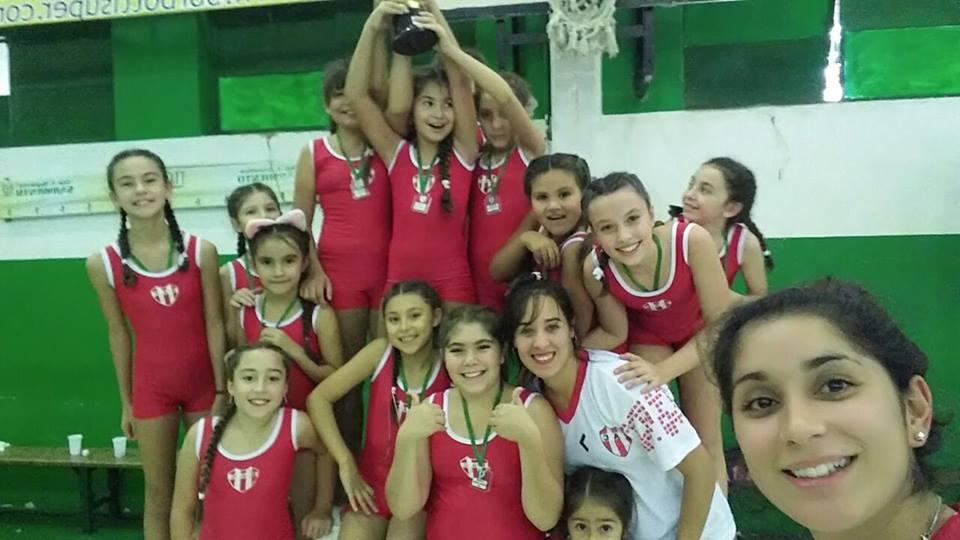 gimnasia BAC niñas