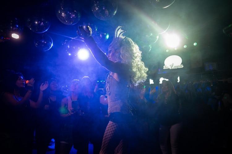 drag queen noche