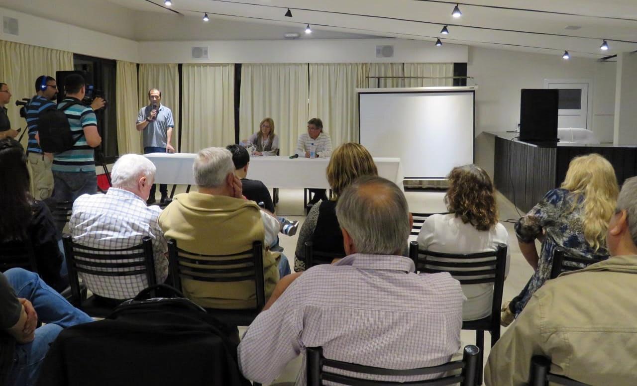 totoras conferencia Derechos Formación