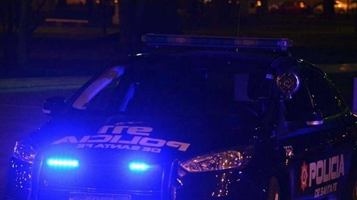 policia de santa fe auto noche 3